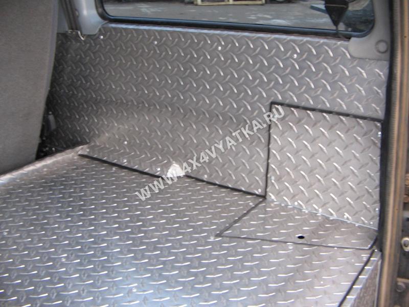 Тюнинг УАЗ-469 Хантер для бездорожья своими руками 41